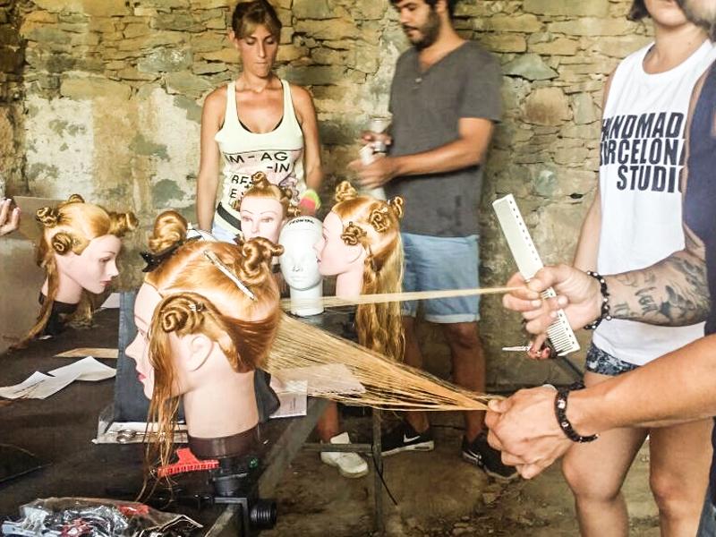 Gran experiencia el curso de formación de Handmade Studio Barcelona