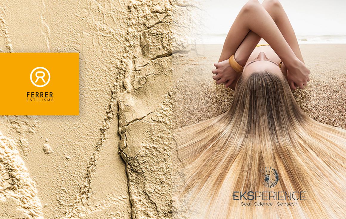 Protege tu cabello del sol con EKS Sun Pro de Intercosmo